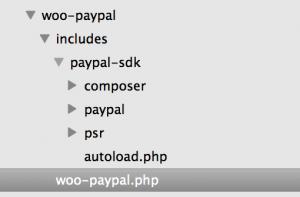 PayPal folder