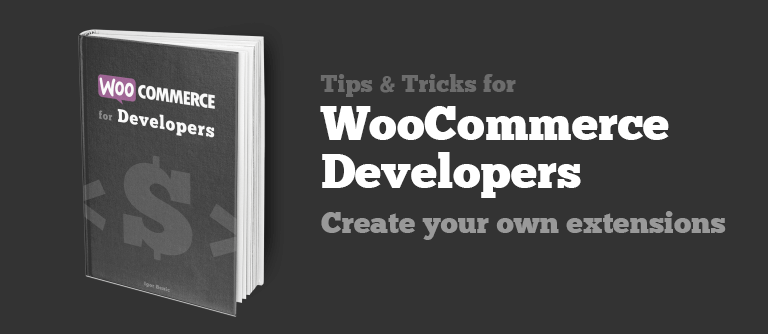 Learn about WooCommerce Stock Management in the eBook on this picture.