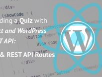 Building a Quiz with React and WordPress REST API